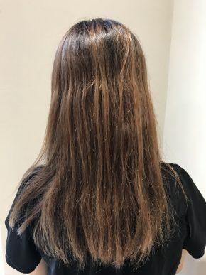 ☆新メニュー☆【髪にやさしい縮毛矯正】